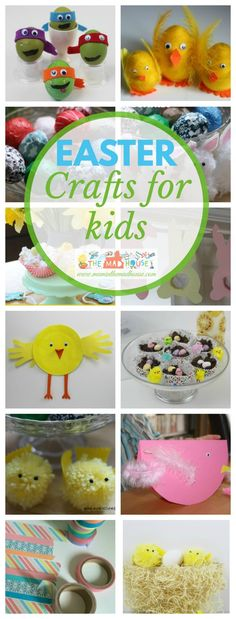 Easter Crafts, Activ
