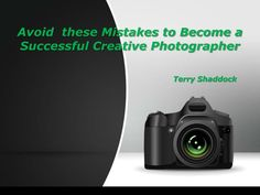 Terry Shaddock: Getting started in any field is a challenge. Equipment, technical terms, tricks of the trade, trying to absorb everything at once can be overwhelming. Creative photographer do not do like professional photographers, they learned to keep their creative juices flowing to get the best of their work. Ever tried to start a journey in professional photography? A career as a photographer, with all its twists and turns, can be incredibly exciting if we learn what to focus on and what…