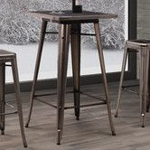 Found it at Wayfair - Olympia Pub Table Sectional Furniture, Dining Furniture, Counter Stools, Bar Stools, High Top Tables, Contemporary Dining Table, Pub Table Sets, Pub Set, Dcor Design