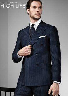Tendencias vienen y van, mientras que las reglas de vestirse siempre siguen siendo las mismas. #Zegna #Moda #HighLife