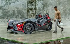 2020 Polaris Slingshot R - 3 Wheel Motorcycle | Polaris Slingshot