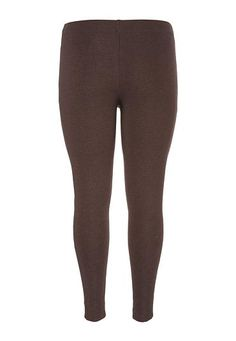 plus size ankle legging in brown - maurices.com