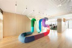 NL architects redesigns dutch rail headquarters in utrecht