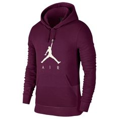 18384e30d0fe Jordan Jumpman Air Graphic Pull Over Hoodie - Men s
