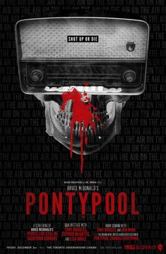 Pontypool (2008) 1. Indie horror that won't make you laugh. 2. Stellar use of a single location. 3. It's like a Night of the Living Dead pizza with Contagion and The Invasion toppings what more could you want?
