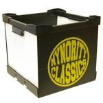 DMR X Mynority Classics Record Container (Black×White)