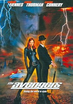 The Avengers - Definitely What the Flup!!! Best bit of the film - the poster!!!!