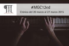 La #GestiónCultural desde las aulas del #MGC12ed. Crónica del 20 marzo al 27 marzo 2015.