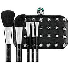 Sephora Drop Dead Gorgeous 6-Piece Limited-Edition Brush Set $155.00 Value! ** You can get more details by clicking on the image.