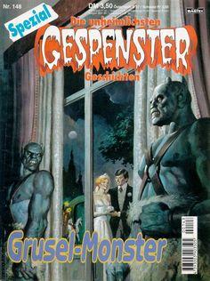 Gespenster Geschichten Spezial #148 - Grusel-Monster