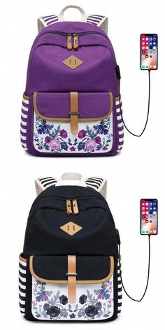 personalized backpacks for elementary school High School Bags, Cute School Bags, School Bags For Girls, Bts Backpack, Backpack For Teens, Fashion Backpack, Laptop Backpack, Cute Backpacks, Girl Backpacks