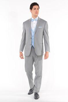 Michael Kors Chrome Mens Suits, Chrome, Wedding Day, Suit Jacket, Michael Kors, Coat, Tuxedos, Jackets, Button