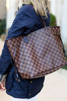 a83fb5edc3a8 Louis Vuitton Neverfull Louis Vuitton Handbags, Tote Handbags, Purses And  Handbags, Fashion Handbags