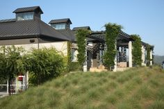 The Winery at Cliff Lede Vineyards, Yountville, CA