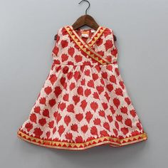 Indian Wear, Ethnic Wear for Girls Baby Girl Dress Design, Girls Frock Design, Kids Frocks Design, Baby Frocks Designs, Stylish Dresses For Girls, Dresses Kids Girl, Girl Outfits, Baby Girl Frocks, Frocks For Girls