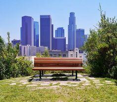 Vista Hermosa Park in Los Angeles http://www.welikela.com/free-places-breathtaking-views-los-angeles/