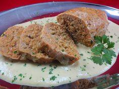 Rollos de carne en salsa de champiñones Ana Sevilla con Thermomix