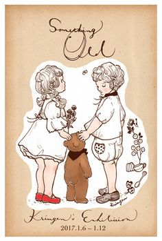 """An image for my personal exhibition """"Something Old"""""""