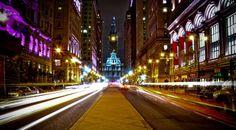 Corridor Philadelphia Alone