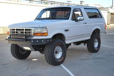 1991 ford bronco - Google Search