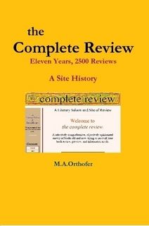 the Complete Review website - good book reference