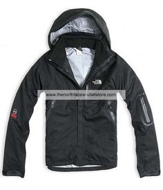 The North Face Black Wool Men Triclimate Jackets