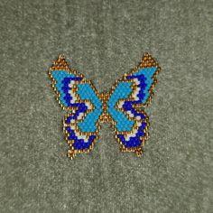 Peyote Patterns, Beading Patterns, Peyote Beading, Beaded Jewelry Patterns, Woven Bracelets, Native American Beading, Beaded Animals, Bijoux Diy, Beading Projects