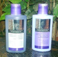 Shampoo und Spülung - Touch of Silver, ein Produkttest von Marabu Markenvertrieb. Diese Haarpflege Serie wurde von Spezialisten von PRO:VOK aus Großbritanien und Hair-Stylisten aus dem Friseursalon...