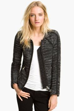Girl. by Band of Outsiders Blazer Fall 2012 � Best Fall 2012 Blazers - ELLE