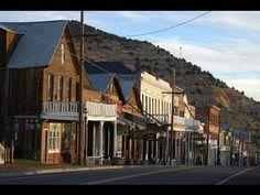 Virginia City, Nevada - YouTube