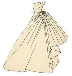 Paper dolls: As primeiras criações de Yves Saint Laurent em exposição virtual!
