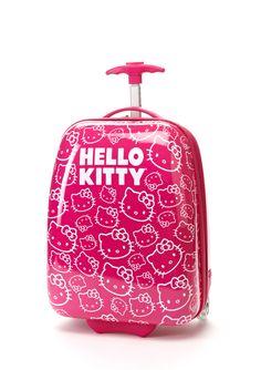 HELLO KITTY   16'' Hello Kitty Signature Luggage