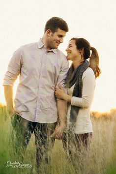 Fall Engagement Photos by Christine McGuigan