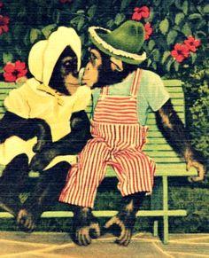 monkey lips <3