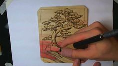Pyrography Design