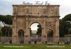 Arch of Constantine – built in Rome for the first Christian emperor Arch Of Constantine, George Washington Bridge, Beautiful Places To Visit, Best Cities, Emperor, Travel Pictures, Barcelona Cathedral, Louvre, City