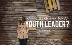 Let me run a few scenarios by you to see if any sound familiar: Your church is aging. The leaders have decided that to save the church, youth must be a top priority. The only paid staff members are the pastor, the admin, and a part-time music person. The pastor begged you to be the youth leader, bec…