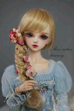 Have a nice weekend by Angell-studio on DeviantArt Enchanted Doll, Beautiful Barbie Dolls, Pretty Dolls, Cute Girl Hd Wallpaper, Cute Baby Dolls, Kawaii Doll, Realistic Dolls, Anime Dolls, Doll Repaint