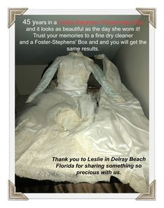 Boxes, bags, storage materials for brides, babies, military and more! Protect your precious memories with a Foster-Stephens' Preservation Box. Wedding Planning Timeline, Wedding Planning Websites, Delray Beach Florida, Wedding Gown Preservation, Wedding Locations, Trust Yourself, Preserves, Summer Wedding, The Fosters