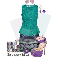 Do you have what it takes to style my life?  Put your stylist skills to the test at http://www.seekingastylist.com
