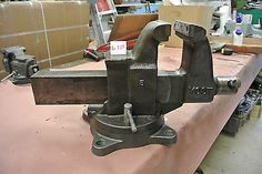 Yost-5-Large-Heavy-Duty-Bench-Vise-7-Jaws-Nice