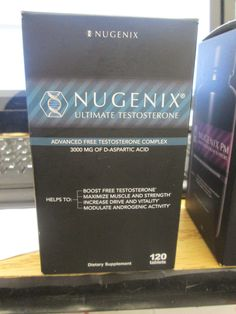 Dietary Supplements: Nugenix Advanced Free Testosterone Complex 3000Mg 120 Tablets New -> BUY IT NOW ONLY: $54.95 on eBay!