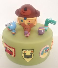 Cartoonito Cake Design : 1000+ images about Duggee on Pinterest Birthday cakes ...
