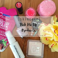 """[skincare] : """"pick me up"""" products For All Things Lovely, Things To Come, Dermalogica, Pick Me Up, Body Care, Skincare, Make Up, Nails, Blog"""