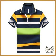 Enjoy summer in a perfect trendy Striped short sleeves Polo for just $29.99.  Order here ✅     #polo #stripedpolo #trendypolo #menstyle #mensfashion #menswear #runit365 #smartcasual #trendy #runyourstyle #runit365