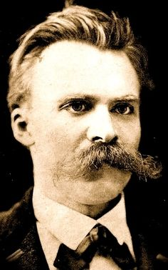 Friedrich Nietzsche 15.10.1844 in Röcken - 25.8.1900 in Weimar, deutscher Philosoph