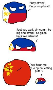 Want to discover art related to philippinesball? Check out inspiring examples of philippinesball artwork on DeviantArt, and get inspired by our community of talented artists. Memes Pinoy, Hetalia Philippines, Pictures Of Flags, Funny Comics, Filipino, Deviantart, Scp, Country, Disney Characters