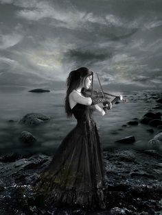 Night of the Violin by *CrowTempest on deviantART