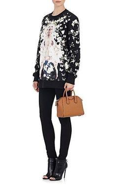 Givenchy Antigona Mini-Duffel Bag CARAMEL BROWN photo #6
