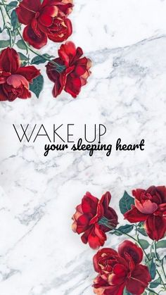 WAKE UP YOUR SLEEPING HEART The Vamps - Wake Up Quotation Quote iPhone Wallpaper The Vamps lyrics